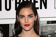 Hilary Rhoda Long Side Part