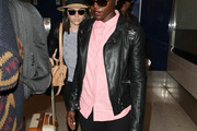 Lupita Nyong'o Leather Jacket