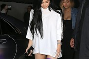 Kylie Jenner Mini Dress